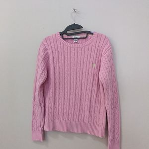 Lilly Pulitzer size XL cableknit